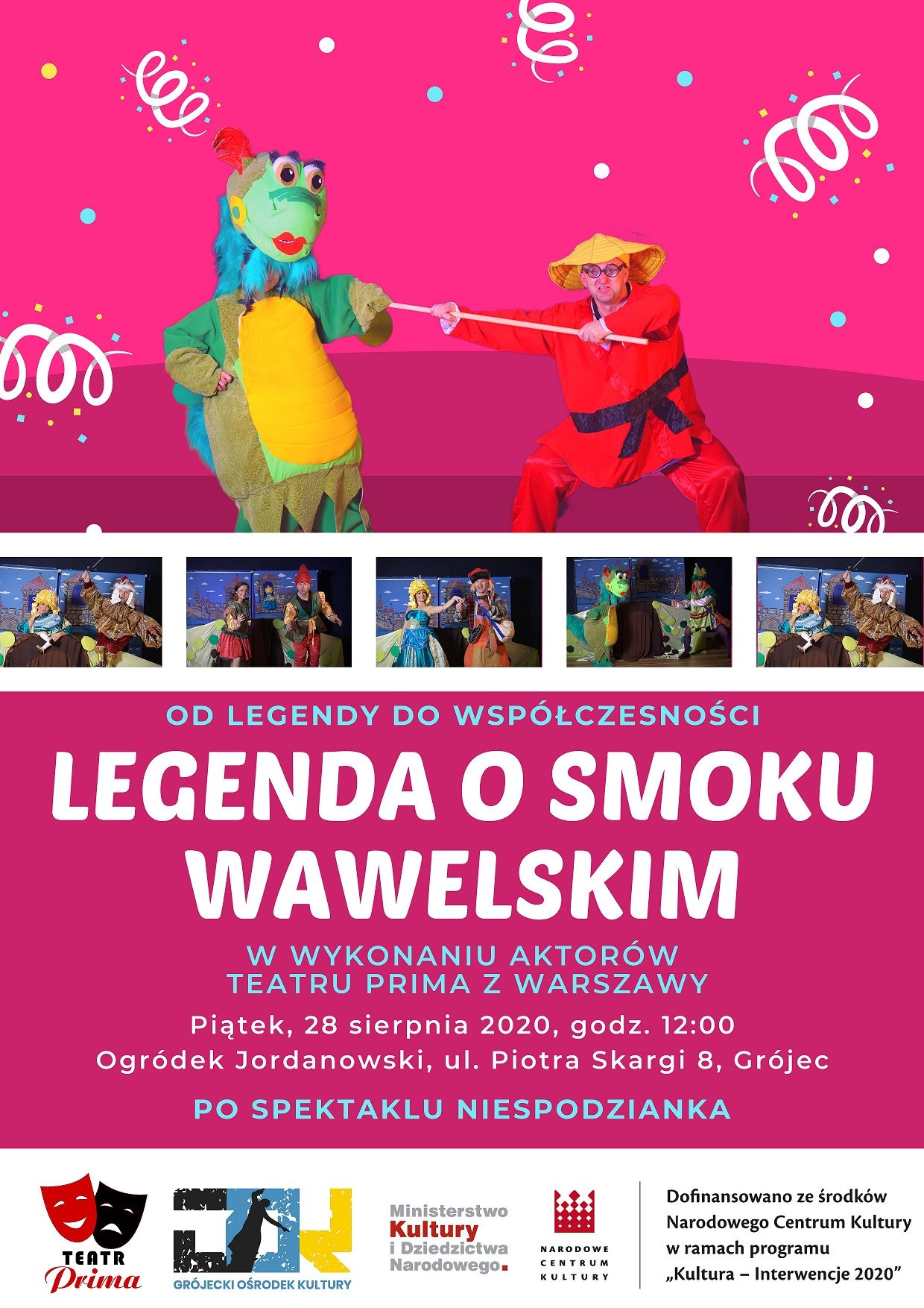 Legenda o Smoku Wawelskim